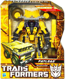 Hunt For The Decepticons - Voyager - Decepticons Payload