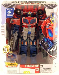 Cybertron Leader - Optimus Prime