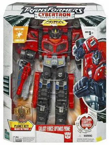 Cybertron Leaders - Galaxy Force Optimus Prime