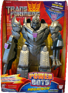 Revenge Of The Fallen - Power Bots Megatron