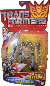 Revenge Of The Fallen  - Fast Action Battlers Canon Blast Megatron