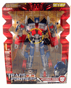 Revenge Of The Fallen  - Leader Optimus Prime