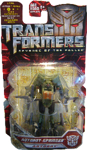 Revenge Of The Fallen  - Legends Autobot Springer