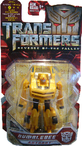 Revenge Of The Fallen  - Legends Autobot Bumblebee