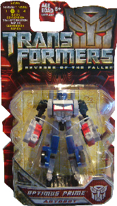 Revenge Of The Fallen  - Legends Autobot Optimus Prime