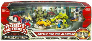 Revenge Of The Fallen  - Robot Heroes - Battle For The Allspark