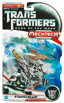 Transformers 3 Movie Deluxe Class - Decepticon Starscream