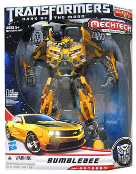 Transformers 3 Movie Leader Class - Autobot Bumblebee