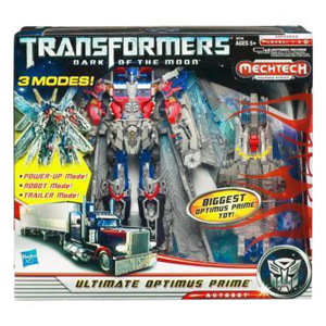 Transformers 3 Movie Leader Class - Autobot Ultimate Optimus Prime