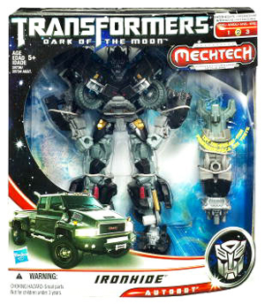 Transformers 3 Movie Voyager Class - Autobot Ironhide