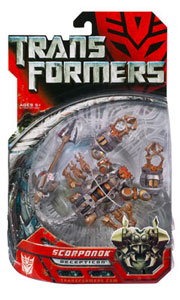Movie Deluxe: Scorponok