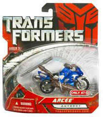 Movie Deluxe Exclusive: Arcee