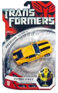 Movie Deluxe - Premium Bumblebee
