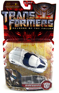 Revenge Of The Fallen Deluxe- Sideswipe