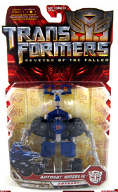 Revenge Of The Fallen Deluxe- Autobot Wheelie