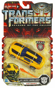Revenge Of The Fallen Deluxe- Alliance Bumblebee