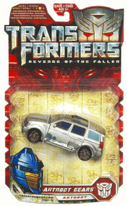 Revenge Of The Fallen Deluxe- Autobot Gears