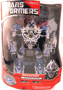 Movie Leader: Megatron