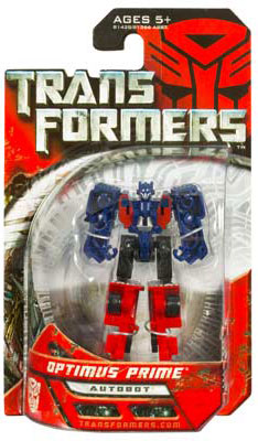 Movie Legends - 3-Inch Optimus Prime