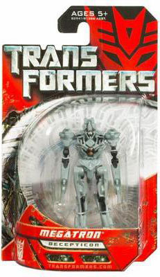 Movie Legends - 3-Inch Megatron