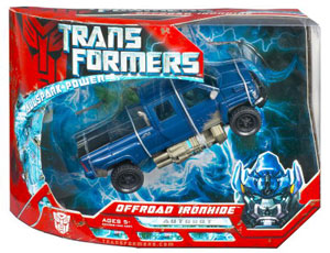 Movie Voyager - Offroad Ironhide