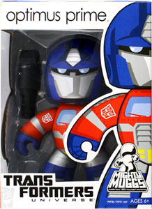 Mighty Muggs - Optimus Prime