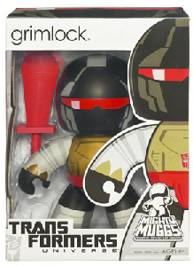 Mighty Muggs - Grimlock
