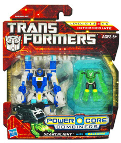 Power Core Combiners - Searchlight with Backwind