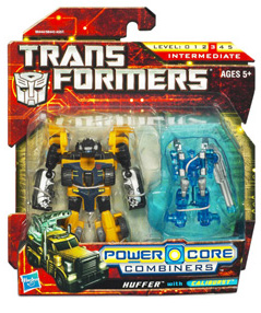 Power Core Combiners - Huffer with Caliburst