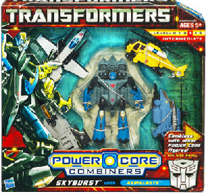 Power Core Combiners - Skyburst Aerialbots
