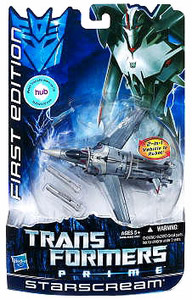 Transformers Prime Deluxe - First Edition Starscream