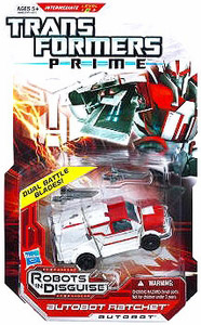 Transformers Prime Deluxe - Ratchet