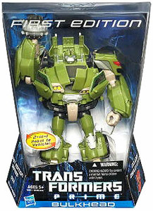 Transformers Prime - First Edition Voyager Autobot Bulkhead