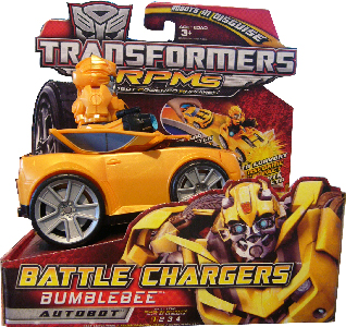RPMs Battle Chargers - Bumblebee