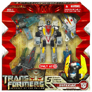 Universe 25th - Target Exclusive - Superion
