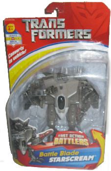 Action Battlers: Battle Blade STARSCREAM