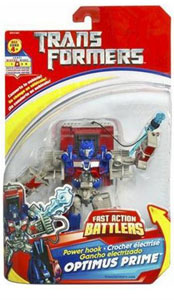 ACTION BATTLERS: Power Hook OPTIMUS PRIME