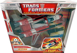 Voyager Class - Jetfire Classic