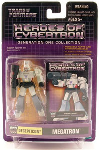 Heroes of Cybertron: Megatron