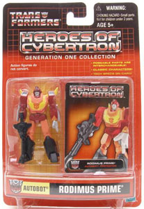 Heroes of Cybertron: Rodimus