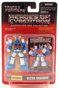 Heroes of Cybertron: Ultra Magnus