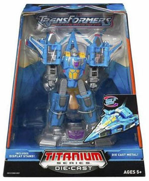 Titanium Ultra: Thundercracker