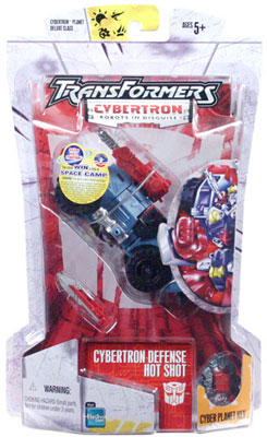 Deluxe - Cybertron Defense Hot Shot