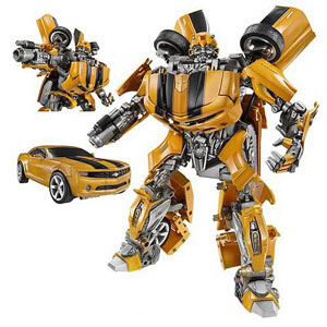 Transformer 1 Movie - Ultimate Bumblebee