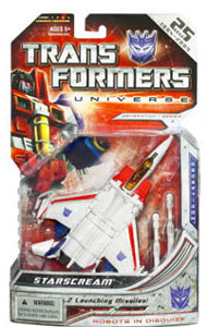 Universe Deluxe - Starscream