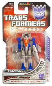 Universe Legends - Starscream