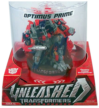 Optimus Prime Unleashed