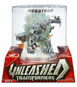 Megatron Unleashed