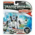 Transformers 3 Movie Basic Class - Decepticon Icepick and Sergeant Chaos