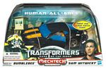 Transformers 3 Movie Human Alliance - Bumblebee with Sam Witwicky